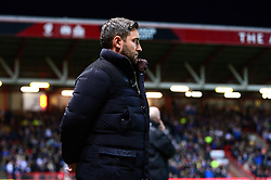 Bristol City head coach Lee Johnson  - Mandatory by-line: Dougie Allward/JMP - 05/11/2016 - FOOTBALL - Ashton Gate - Bristol, England - Bristol City v Brighton and Hove Albion - Sky Bet Championship