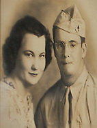 Carrie and Samuel LeNoir in the 1940's.