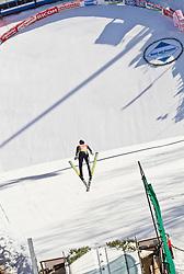 06.02.2011, Heini Klopfer Skiflugschanze, Oberstdorf, GER, FIS World Cup, Ski Jumping, Teamwettbewerb, Probedurchgang, im Bild Thomas Morgenstern (AUT) , during ski jump at the ski jumping world cup Trail round in Oberstdorf, Germany on 06/02/2011, EXPA Pictures © 2011, PhotoCredit: EXPA/ P. Rinderer