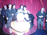 Alexander Krasner 50th birthday. Wrotham Park, Herts. 10 February 2005. ONE TIME USE ONLY - DO NOT ARCHIVE  © Copyright Photograph by Dafydd Jones 66 Stockwell Park Rd. London SW9 0DA Tel 020 7733 0108 www.dafjones.com