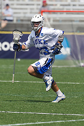 31 May 2010: Duke Blue Devils midfielder Sam Solie (23) in a 5-6 win over the Notre Dame Fighting Irish for the NCAA Lacrosse Championship at M&T Bank Stadium in Baltimore, MD.