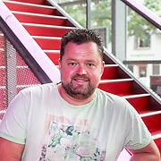 NLD/Hilversum/20160730 - Boekpresentatie Menthal Theo, Feans Duijts