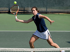 20080322 - #12 Miami at #50 Virginia (NCAA Women's Tennis)