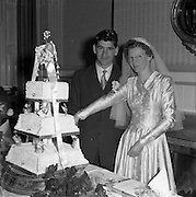 30/03/1957<br /> 03/30/1957<br /> 30 March 1957<br /> Wedding of Lee - Hill at Finglas Parish Church (Church of Ireland) and the Spa Hotel, Lucan, Dublin.