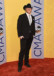 Nathan Chapman bei den 50. Country Music Awards in Nashville / 021116<br /> <br /> *** Country Music Awards 2016, Nashville, USA, November 2, 2016 ***