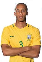 Football Conmebol_Concacaf - <br />Copa America Centenario Usa 2016 - <br />Brazil National Team - Group B - <br />Joao Miranda de Souza Filho