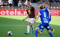 Fotball , 13. juni 2018 , NM , 4. runde , Mjøndalen - Haugesund<br /> Quint Jansen , MIF