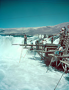 Ackroyd C00084-7. Celilo Falls September 13, 1952