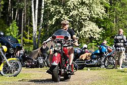 After the Twin Club's Custom Bike Show. Norrtälje, Sweden. Sunday, June 2, 2019. Photography ©2019 Michael Lichter.