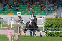 Kenis Pieter, BEL, Rocky 1329 <br /> European Pony Championships Avenches 2008<br /> © Hippo Foto - Dirk Caremans<br /> 26/07/2008