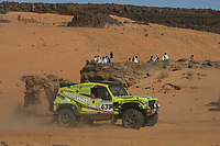 Motor<br /> Foto: Dppi/Digitalsport<br /> NORWAY ONLY<br /> <br /> AUTO - DAKAR 2006 - STAGE 8 - ATAR . NOUAKCHOTT 07/01/2006<br /> <br /> Ivar Erik Tollefsen / Norge<br /> Quinton Evans / UK
