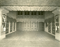 1931? Foyer of the Hollywood Music Box Theater
