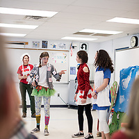 Odyssey of the Mind 2018