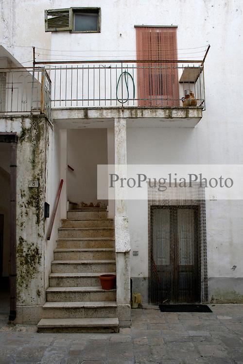 Casa nel centro storico di Alessano