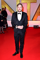 Iain Stirling attending the National Television Awards 2019 held at the O2 Arena, London. PRESS ASSOCIATION PHOTO. Picture date: Tuesday January 22, 2019. See PA story SHOWBIZ NTAs. Photo credit should read: Ian West/PA Wire