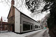 Pembroke College Brewer Street Project, December '10