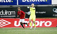 Fotball , 1. juni 2012 , Euro qual. U21 Norge - Azerbaijan 1-0<br /> Norway - Azerbaijan<br /> Vegar Hedenstad (2) , og Arild Østebø , Norge