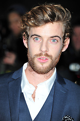 © Licensed to London News Pictures. 06/02/2012.  England. Harry Treadaway attends the Evening Standard Film Awards at County Hall westminster London Photo credit : ALAN ROXBOROUGH/LNP