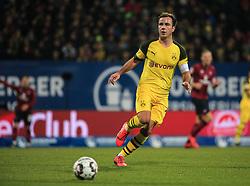 18.02.2019, 22.Spieltag, 1.Bundesliga, 1.FC Nuernberg vs BVB Dortmund, Max Morlock Stadion Nuernberg, Fussball ,Sport im Bild:.. Mario Goetze (BVB)..DFL REGULATIONS PROHIBIT ANY USE OF PHOTOGRAPHS AS IMAGE SEQUENCES AND / OR QUASI VIDEO...Copyright: Philippe Ruiz..Tel: 089 745 82 22.Handy: 0177 29 39 408.e-Mail: philippe_ruiz@gmx.de (Credit Image: © Philippe Ruiz/Xinhua via ZUMA Wire)