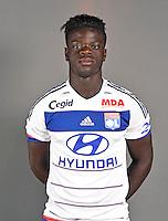 Olivier KEMEN - 26.08.2015 - Photo officielle Lyon - Ligue 1<br /> Photo : Stephane Guiochon / OL / Icon Sport