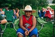2015 June 27 - Midtown Crossing's Zydeco Festival was held at Turner Park in Omaha, Nebraska.