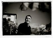 Marc-André Devantéry de la cave du Domaine Mont d'Or en 2019<br /> Viticulture, vigne, cave, vigneron, vin, agriculture, raisin, Suisse, Valais<br /> Project terre rare, connecté a la terre<br /> #photoargentique #noiretblanc #noiretblancphotographie #blackandwhite #blackandwhitephotography #photoargentique #photographieargentique #leica #leicamp #ilford #labophoto #terrerare #terresrares #terrerareprojet @omaire. <br /> (STUDIO_54/ OLIVIER MAIRE)