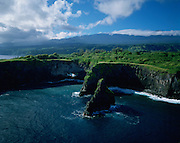 Helicopter, Hana Coast, Maui<br />