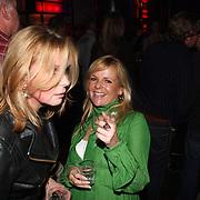 NLD/Amsterdam/20080407 - Launchparty platenmaatschappij 21st Century Music, Marika de Zwart - van den Brink