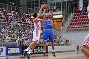 Porec 09 Agosto 2012 - Amichevole Croazia Italia<br /> Nella Foto : LUIGI DATOME<br /> Foto Ciamillo
