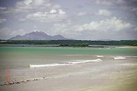 Beach view from the Pousada dosCocais, Aracruz, Espirito Santo Brazil 2014 by Lehigh Valley Photographer Jacqueline C Agentis, ©JCAgentis