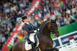 Victoria Max Theurer, (AUT), Augustin Old - Grand Prix Special Dressage - Alltech FEI World Equestrian Games™ 2014 - Normandy, France.<br /> © Hippo Foto Team - Leanjo de Koster<br /> 25/06/14