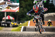 #24 (SHARRAH Corben) USA [Daylight, Faith, Avian] at Round 7 of the 2019 UCI BMX Supercross World Cup in Rock Hill, USA