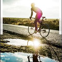 Kinesis bikes winter ad campaign 2014