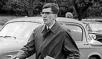 David Riddelsdell, who along with Robert Lindsay Mason, were members of the Ulster Consitution Party, N Ireland. They were Belfast city councillors in the 1970's  but disbanded the party when they failed to achieve parliamentary success. 1969080002337<br />