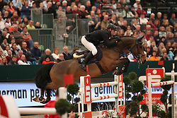 Wulschner Holger, (GER), BSC Cha Cha Cha<br /> Longines FEI World Cup presented by Sparkasse<br /> Sparkasen Cup-Grand Prix of Leipzig<br /> CSIO Leipzig 2016<br /> © Hippo Foto - Stefan Lafrentz