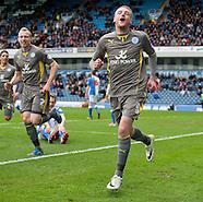 Blackburn Rovers v Leicester City 220314