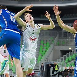 20150408: SLO, Basketball - Telemach League 2014/15, KK Union Olimpija vs KK Rogaska