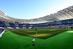 A general view of the Olympic Stadium in Kiev ahead of the Champions League Final between Real Madrid and Liverpool- Mandatory by-line: Robbie Stephenson/JMP - 26/05/2018 - FOOTBALL - Olympic Stadium - Kiev,  - Real Madrid v Liverpool - UEFA Champions League Final