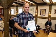 SMV Aalborg legatuddeling i Håndværkerhuset. Foto: © Michael Bo Rasmussen / Baghuset. Dato: 09.09.20