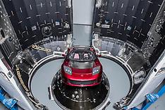 Tesla Roadster Going To Mars - 22 Dec 2017