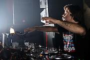 DJ Paul Oakenfold performing at Club Europe in St. Louis on November 18, 2010