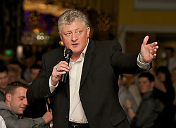 LIVERPOOL, ENGLAND - Friday, November 27, 2009: Sean Styles at the Health Through Sport charity dinner at the Devonshire House. (Photo by David Rawcliffe/Propaganda)