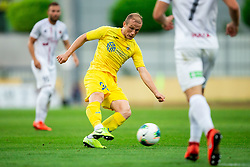 Zeni Husmani of Domzale during football match between NK Domzale and NK CB24 Tabor Sezana in 31st Round of Prva liga Telekom Slovenije 2019/20, on July 3, 2020 in Sports park, Domzale, Slovenia. Photo by Vid Ponikvar / Sportida
