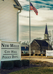New Melle City Hall. 145 Almeling St, New Melle, MO 63365 - (636) 828-4807