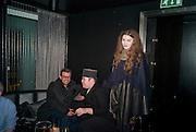 SORAPOL; DANIEL LISMORE, The launch screening of ÔAnimal CharmÕ  and ÔSusie LovittÕ - W hotel leicester sq. London. 31 January 2012.<br /> SORAPOL; DANIEL LISMORE, The launch screening of 'Animal Charm'  and 'Susie Lovitt' - W hotel leicester sq. London. 31 January 2012.