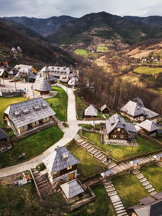 Mokra Gora, Srebia