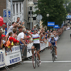 Sportfoto archief 2006-2010<br /> 2007<br /> Marianne Vos wint Holland Hill Classic in Gulpen