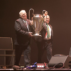 Celtic celebrating the Lisbon Lions at the Hydro.