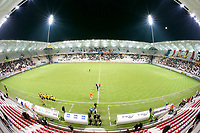 FOOTBALL - FRENCH CHAMPIONSHIP 2010/2011 - L2 - STADE DE REIMS v GRENOBLE FOOT 38 - 22/10/2010 - PHOTO GUILLAUME RAMON / DPPI - STADE AUGUSTE DELAUNE REIMS