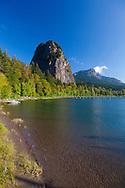 Beacon Rock State Park in Washington's Columbia River Gorge